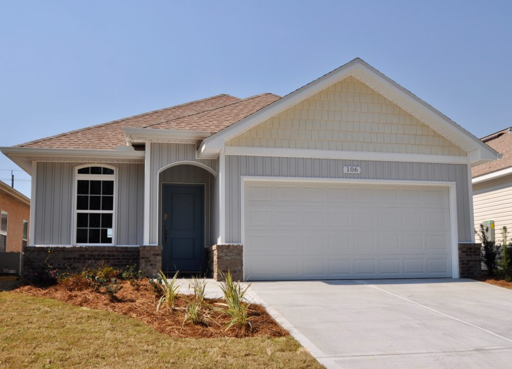 Southern coastal homes home development in panama city for Southern homes florida